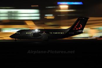 OO-DJQ - Brussels Airlines British Aerospace BAe 146-200/Avro RJ85
