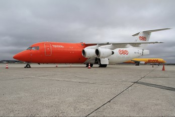 OO-TAK - TNT British Aerospace BAe 146-200/Avro RJ85-QT Quiet Trader