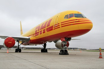 D-ALEF - DHL Cargo Boeing 757-200F