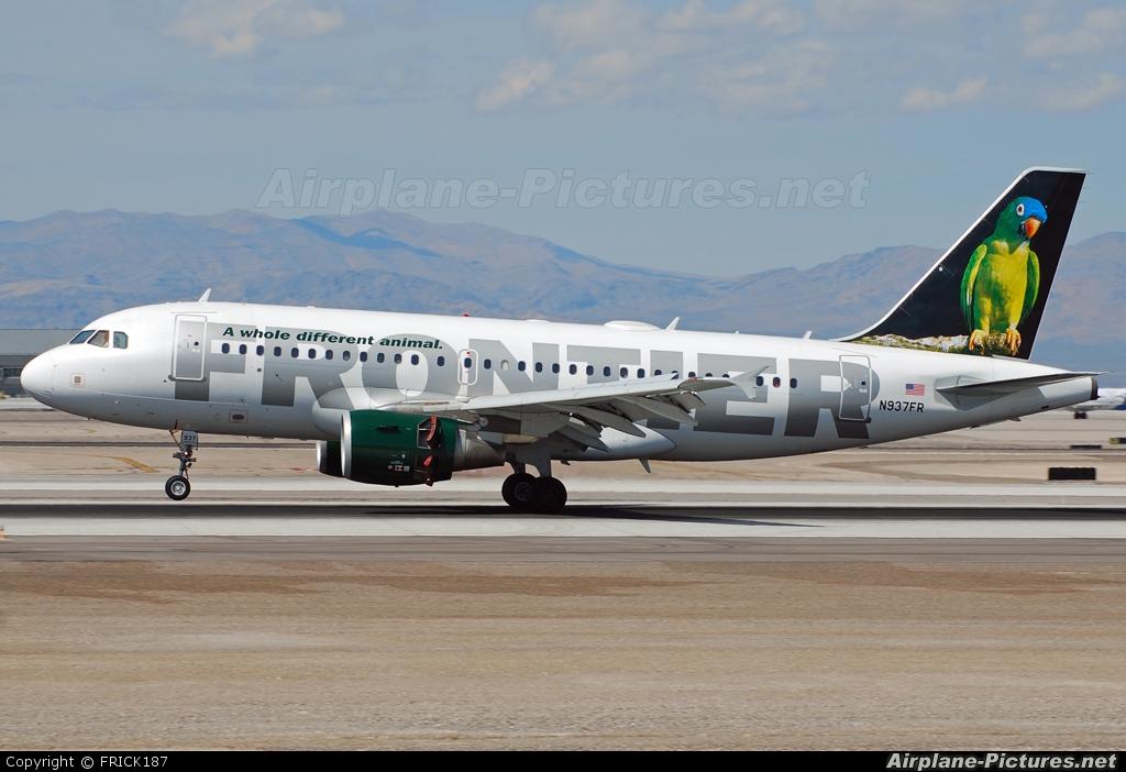Frontier airlines deals to las vegas