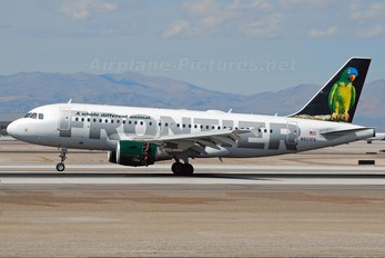 N937FR - Frontier Airlines Airbus A319