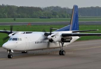 PH-KXX - Denim Air Fokker 50