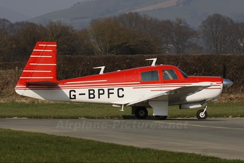 G-BPFC - Private Mooney M20C Ranger