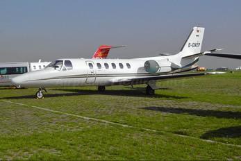 D-CHEP - Triple Alfa Cessna 550 Citation II
