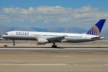 N548UA - United Airlines Boeing 757-200