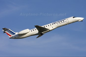 F-GRGK - Air France - Regional Embraer ERJ-145