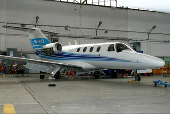 SP-KKA - Private Cessna 525 CitationJet