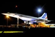 F-BVFF - Air France Aerospatiale-BAC Concorde aircraft