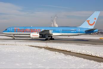 G-BYAW - Thomson/Thomsonfly Boeing 757-200