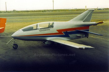 N11CX - Private Bede BD-5