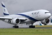 4X-ECE - El Al Israel Airlines Boeing 777-200ER aircraft