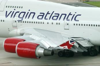 G-VROS - Virgin Atlantic Boeing 747-400