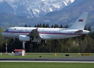 EK-RA01 - Armenia - Air Force Airbus A319 CJ
