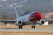 LN-NOG - Norwegian Air Shuttle Boeing 737-800 aircraft