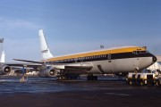 G-AZKM - Monarch Airlines Boeing 720 aircraft