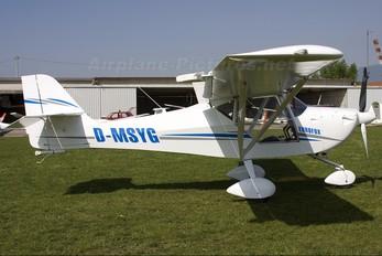 D-MSYG - Private Aeropro Eurofox 3K