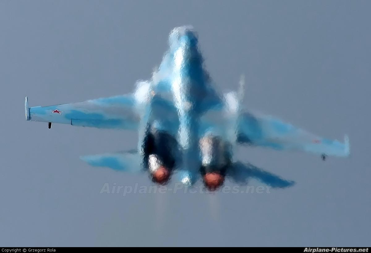 Belarus - Air Force 63 aircraft at Radom - Sadków