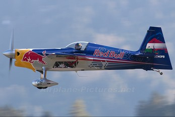 N540PB - The Flying Bulls Zivko Edge 540 series