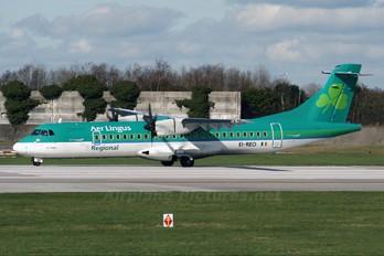 EI-REO - Aer Lingus Regional ATR 72 (all models)
