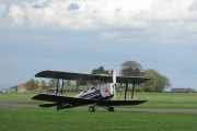 G-ANRF - Private de Havilland DH. 82 Tiger Moth aircraft