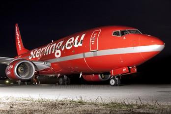 OY-MRF - Sterling Boeing 737-700