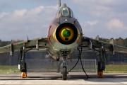 9615 - Poland - Air Force Sukhoi Su-22M-4 aircraft