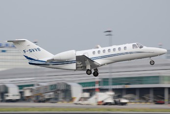 F-GVVB - Private Cessna 525B Citation CJ3