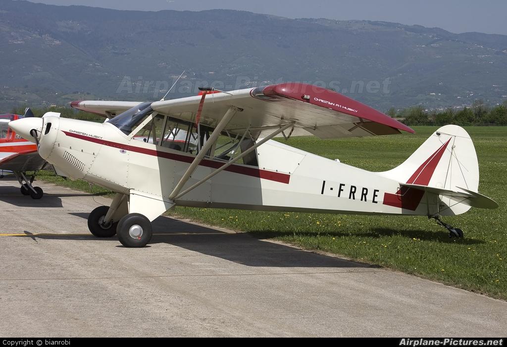 Private I-FRRE aircraft at Thiene - Arturo Ferrarin