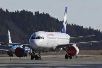 TC-FBF - FreeBird Airlines Airbus A320