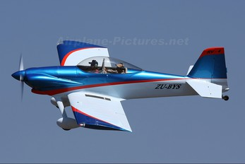 ZU-BYS - Private Vans RV-4
