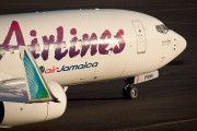 9Y-PBM - Caribbean Airlines  Boeing 737-800 aircraft