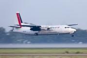 OO-VLE - CityJet Fokker 50 aircraft