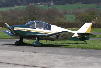 G-BJBO - Private Jodel DR250 Capitaine