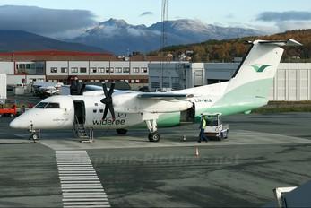 LN-WIA - Widerøe de Havilland Canada DHC-8-100 Dash 8
