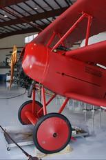 N2009V - Private Fokker DR1 Triplane