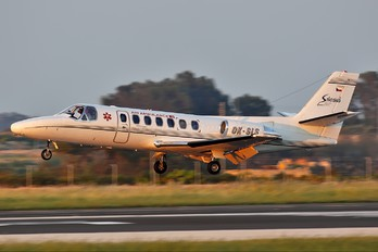 OK-SLS - Silesia Air Cessna 560 Citation V