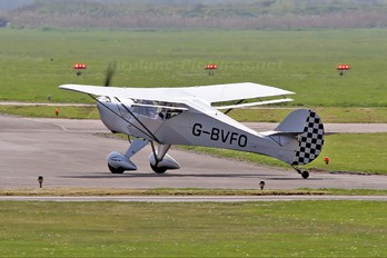 G-BVFO - Private Avid Aircraft Flyer MKIV Speedwing