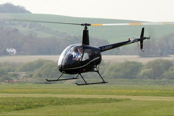 G-BRRY - Fast Helicopters Robinson R22
