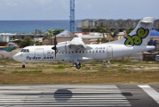 PJ-XLN - Dutch Antilles Express ATR 42 (all models) aircraft