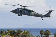 8909 - Brazil - Air Force Sikorsky H-60L Black hawk aircraft