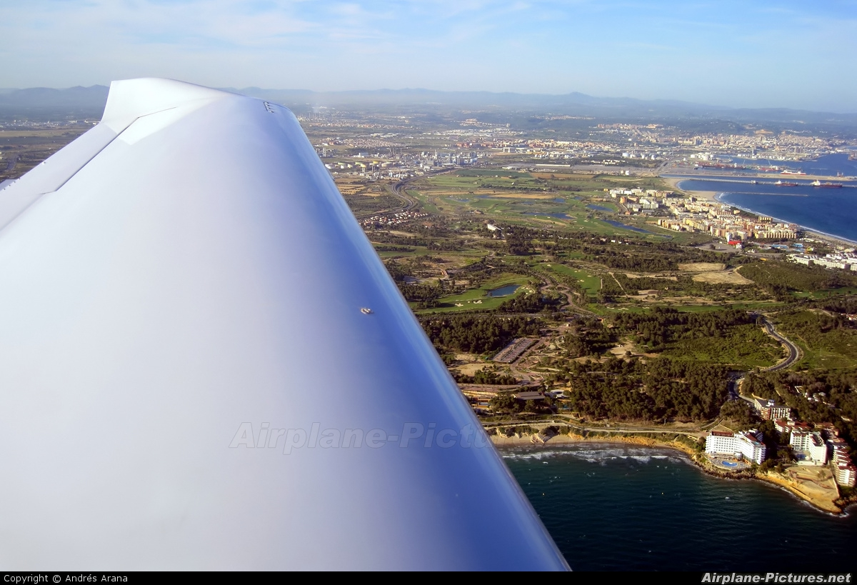 Cesda EC-LAO aircraft at In Flight - Spain