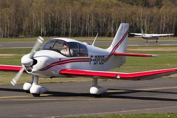 F-BPOB - Private Robin DR.340