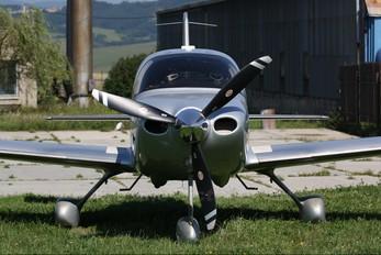 OK-OKO - Alpin Air Cirrus SR22