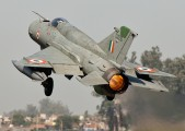 CU2235 - India - Air Force Mikoyan-Gurevich MiG-21FL aircraft