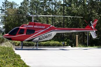 N206RV - Orlando Helitours Bell 206B Jetranger