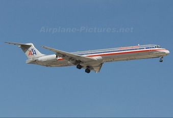 N9629H - American Airlines McDonnell Douglas MD-83