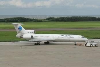 RA-85752 - Dalavia - Far East Airways Tupolev Tu-154M