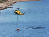 ZS-HBU - Working on Fire Bell UH-1H Iroquois aircraft