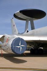 LX-N90455 - NATO Boeing E-3A Sentry