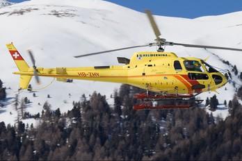 HB-ZHY - Heli Bernina Eurocopter EC350